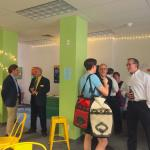 Make-It Springfield opening party in June 2016.