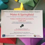 Make-It Springfield card.