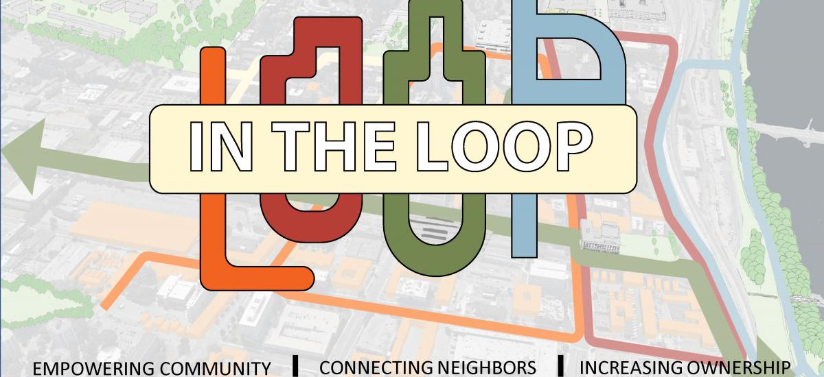 in the loop project report cover